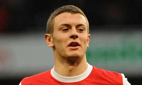 Jack Wilshere England Arsenal
