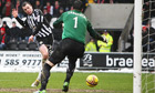 Rory McArdle keeps Aberdeen alive in Cup at expense of St Mirren