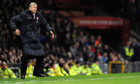 Arsenal running out of targets to miss after Manchester United defeat