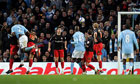 Manchester City head for United showdown after disposing of Reading