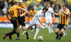 Nick Barmby rescues a point for Hull as Norwich are frustrated