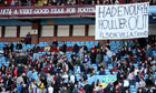 Aston Villa board backs Gérard Houllier despite shock loss to Wolves