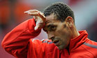 Rio Ferdinand may be fit to anchor Manchester United's treble bid
