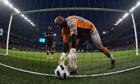 Ali al-Habsi hands David Silva and Manchester City victory over Wigan