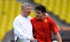 Alex Ferguson, Owen Hargreaves