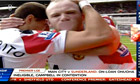 Manchester United's Wayne Rooney set to escape ban for volley of abuse