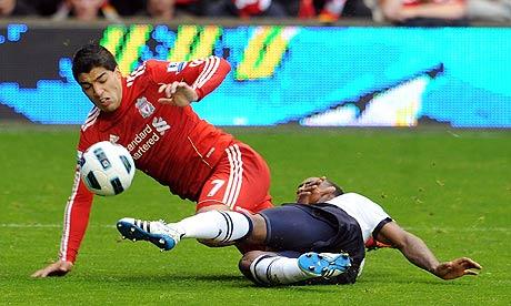 Liverpool 0-2 Tottenham