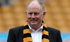 Steve Morgan, Wolves chairman