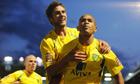 Simeon Jackson Norwich City