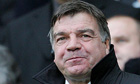 Sam Allardyce is close to being appointed manager of West Ham United