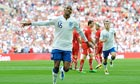 Ashley Young, England, Switzerland, Euro 12 qualifier
