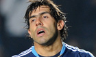 Corinthians pull out of 40m deal for Manchester City's Carlos Tevez