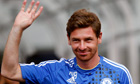 André Villas-Boas, the Chelsea manager