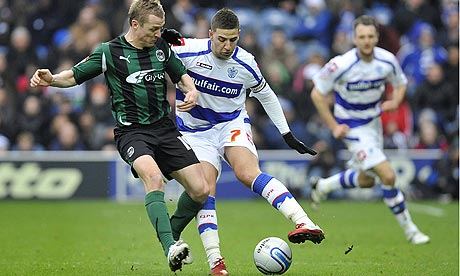 Adel Taarabt QPR Paris St-Germain