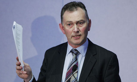 Chief executive of the Premier League Richard Scudamore is opposed to the FA having licensing powers