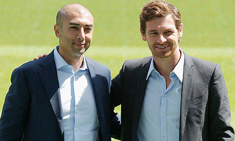 Roberto Di Matteo believes his experience as a manager will help him in assisting André Villas-Boas