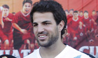 Cesc Fábregas hopes a compromise can be reached between Arsenal and Barcelona over the fee