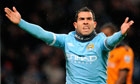 Corinthians make 35m offer for Manchester City's Carlos Tevez