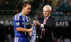 Chelsea manager André Villas-Boas has squad's respect, says John Terry
