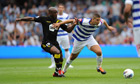 Fabrice Muamba completes rout to ensure worst possible start for QPR
