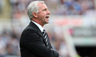 Show Joey Barton some love, Newcastle's Pardew prompts Webb