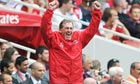 Liverpool manager Kenny Dalglish celebrates