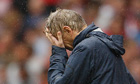 Arsène Wenger Arsenal Liverpool