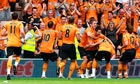 Kevin Doyle and Matt Jarvis have Wolves flying high over Fulham