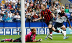 Manchester City and Edin Dzeko overcome battling Bolton Wanderers