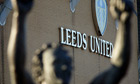 Emotions running high between Ken Bates and Leeds United supporters