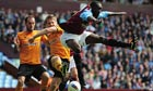 Aston Villa and Wolves cancel each other out in disappointing derby