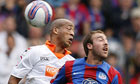 Glenn Murray rescues a point for Crystal Palace against Blackpool