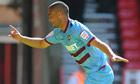 Winston Reid caps West Ham's win at generous Nottingham Forest