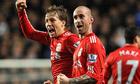 Chelsea cash plus player bid for Liverpool's Raul Meireles rejected