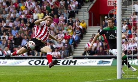 Southampton v Nottingham Forest