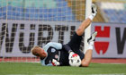 The England goalkeeper Joe Hart is expected to keep the No1 jersey for the forseeable future