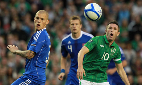 Russia v Ireland - Euro 2012 Qualification Preview