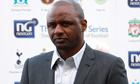 Patrick Vieira, Manchester City executive