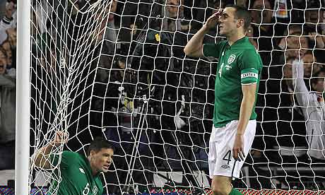 Republic of Ireland's John O'Shea