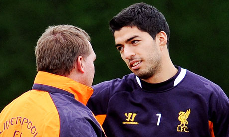 Video: Brendan Rodgers says Luis Suarez admitting he dived v Stoke was unacceptable