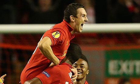 Stewart Downing Liverpool