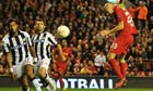 Jonjo Shelvey scores for Liverpool against Udinese