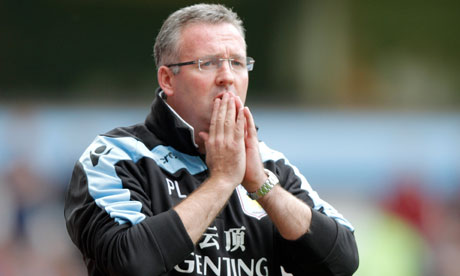 Paul Lambert is suing Norwich City