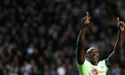 The Newcastle United manager says their captain Shola Ameobi is an improving all the time.