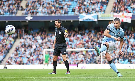 Manchester City v Sunderland - Barclays Premier League