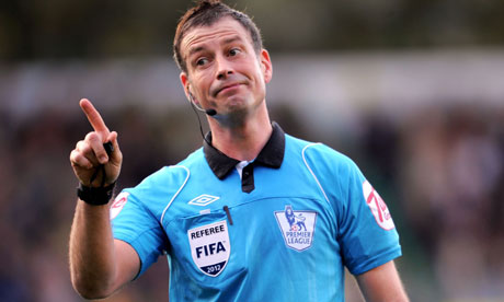 Mark Clattenburg, referee