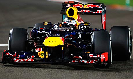 Red Bull Formula One team.