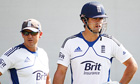 Alastair Cook, Andy Flower