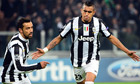 Juventus' midfielder of Chile Arturo Vid