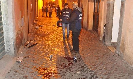 Penggemar Lazio menyerang pendukung Tottenham